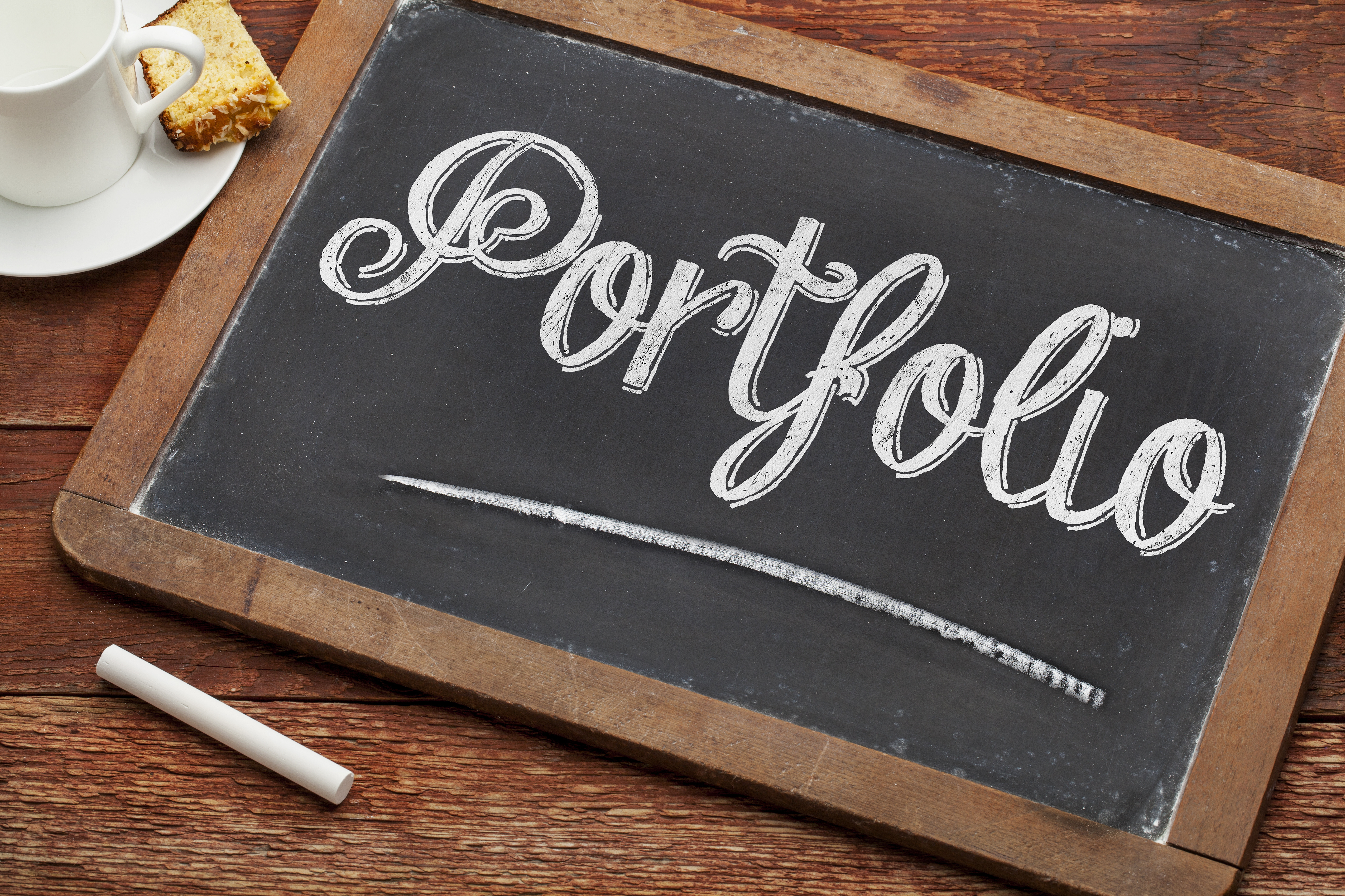 How To Create A Portfolio