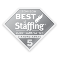 best of staffing client 2014-18 artisan talent